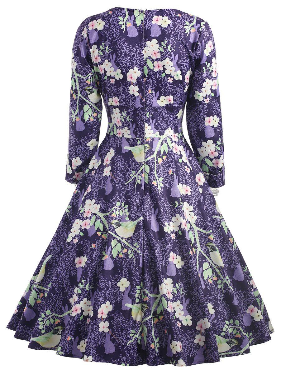 Bonito Vestidos De Coctel De La Vendimia Del Reino Unido Colección ...