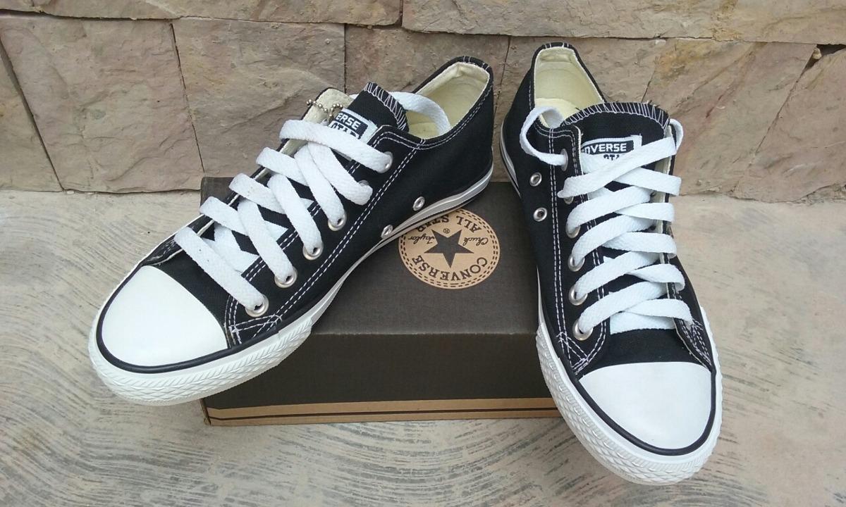 V Dama Bs Clasicos Para 5 Zapatos Converse 000 Nym En Negro 00 0rY0I