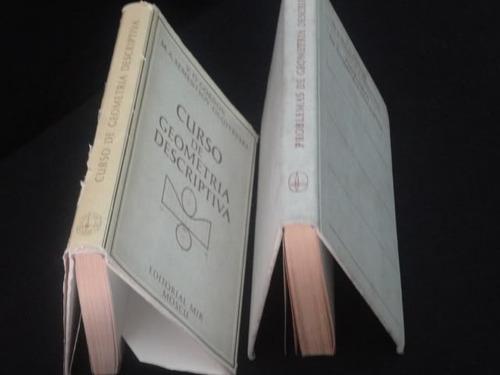 v. o. gordon, m. a. sementsov-oguiyevski, curso de geometría