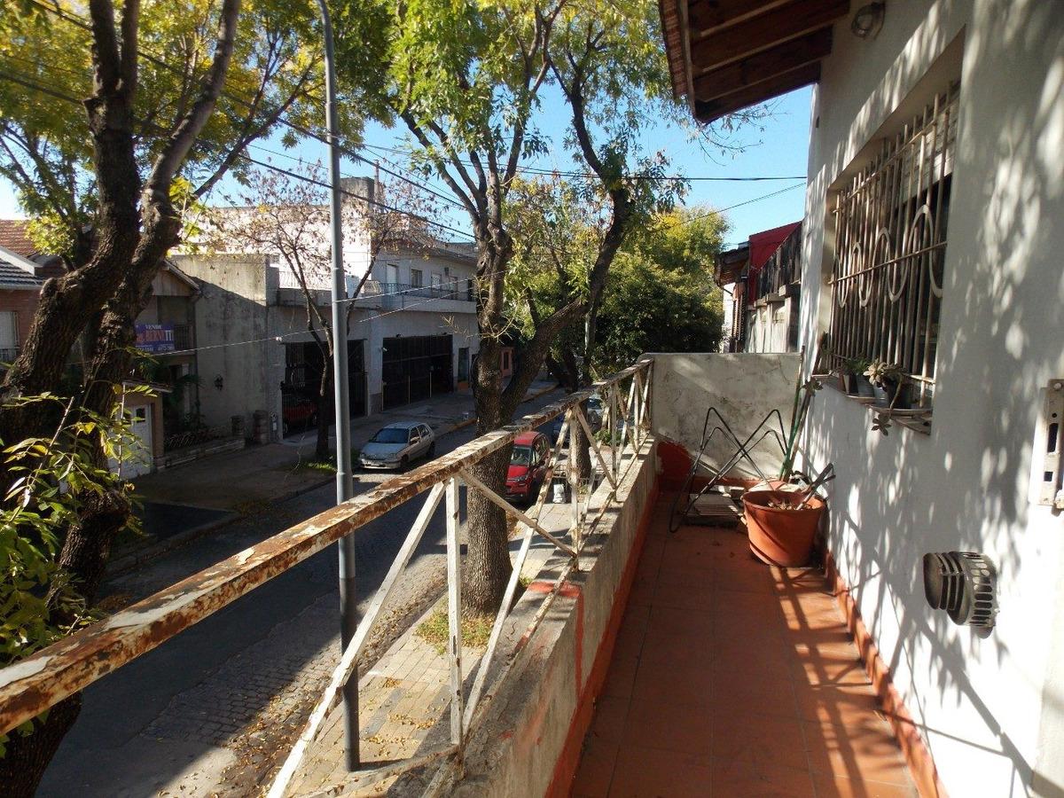 v. pueyrredon ph 3 ambientes frente con balcón corrido