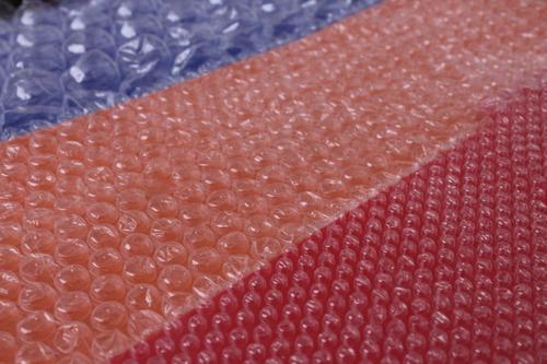 v rollo plástico burbuja de 20cm x 50 metros