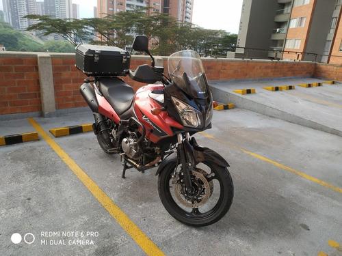 v strong 650 mode 2008 con 47216 km como nueva