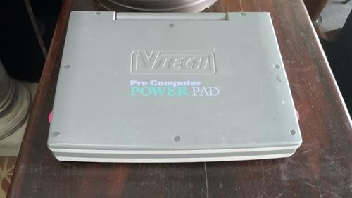 v tech pre computer power pad (s/cartucho)
