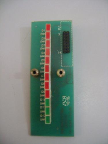 v u de 12 leds profiss - serve p amps e pre amplificadores