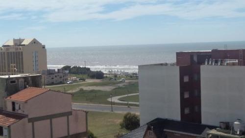 v017 - departamento de 1 ambiente vista al mar san bernardo