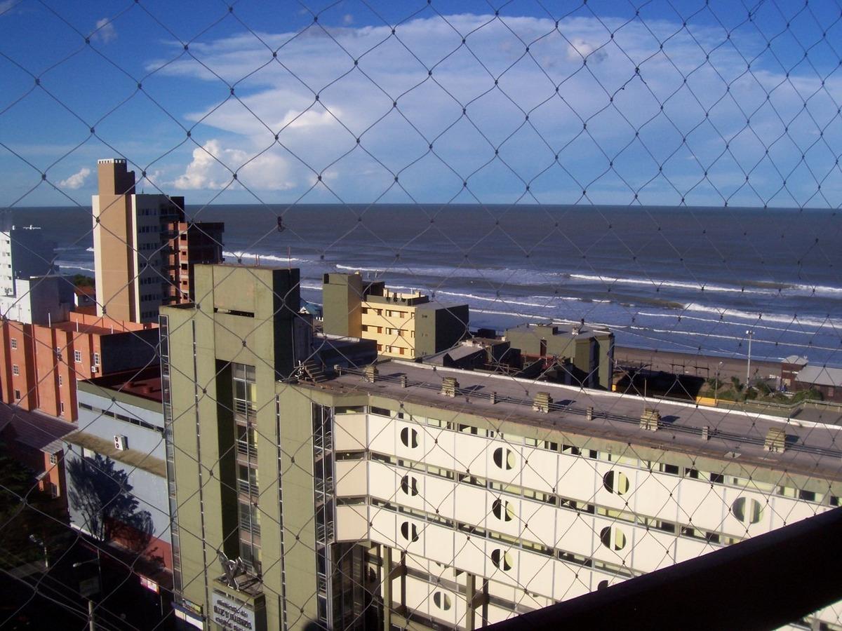 v097 -departamento 2 ambientes - vista al mar - san bernardo