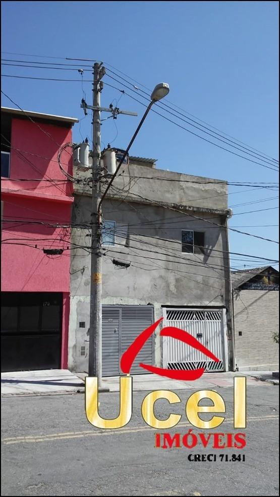 v1040- casa no bairro engenheiro goulart - v1040