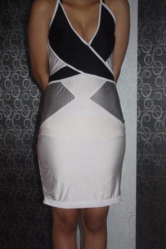 v1278 vestido ajustado, it girls colombia