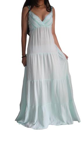 v1282 vestido casual veranoo  - somos it girls