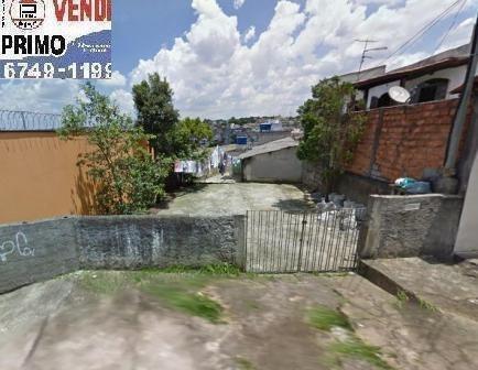 v129 - sobrado vila nhocuné - terreno com 119m2*
