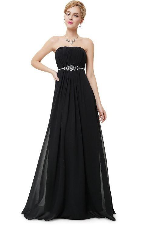 Vestidos elegantes en negro