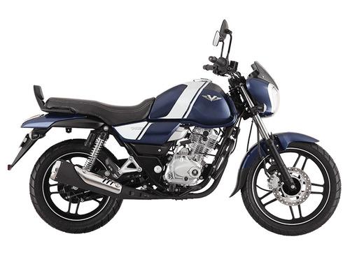 v15 nueva moto bajaj vikrant 150 modelo exclusivo 0km