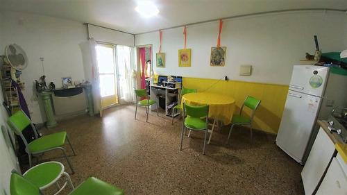 v154 venta - centro depto 1 dorm, patio, gas natural