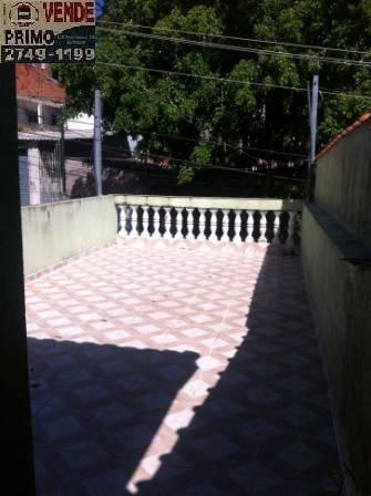 v184  sobrado jardim fernandes - 3 dormitórios*