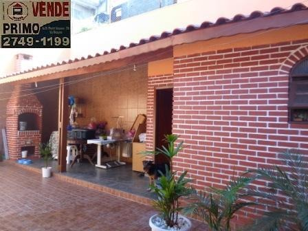 v188  sobrado jardim brasilia - 3 dormitórios *
