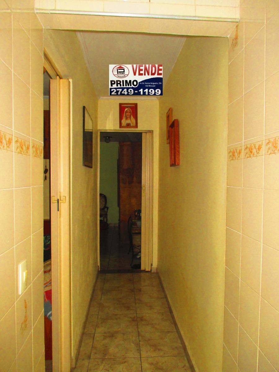v229 - casa vila nhocuné - terreno 5,00m x 25,00m*