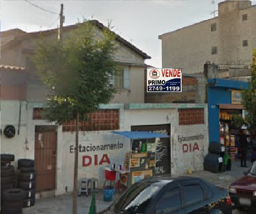 v261 - imóvel em avenida comercial - 280m2 de terreno *