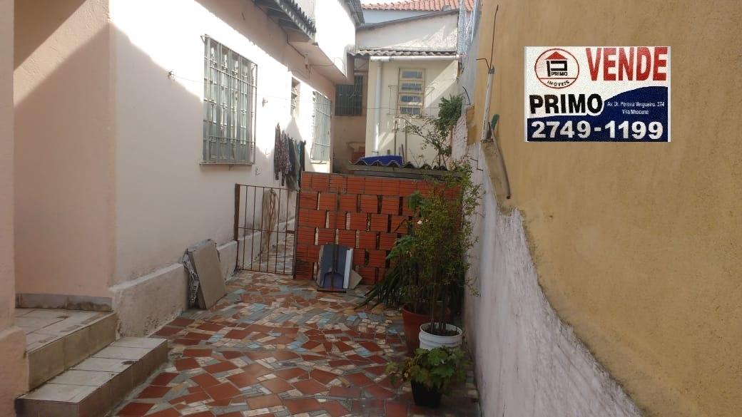 v278 - casa jardim fernandes - 200m2 de terreno*
