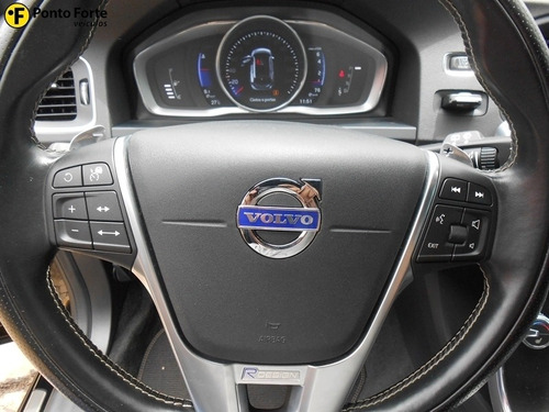 v60 3.0 t6 r design 24v turbo gasolina 4p automat 2014/2015