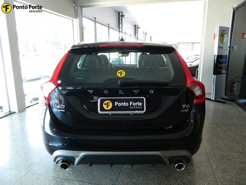 v60 3.0 t6 r design 24v turbo gasolina 4p automat 2014/2015