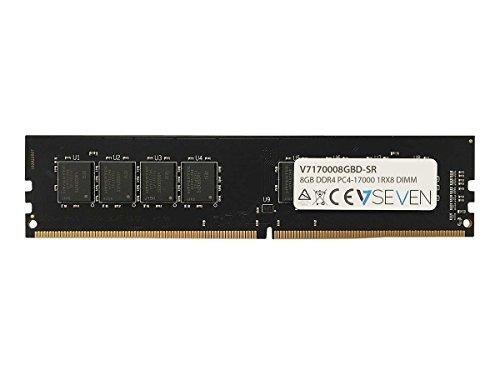 v7 ram memory 8gb ddr4 sdram (v7170008gbd sr)
