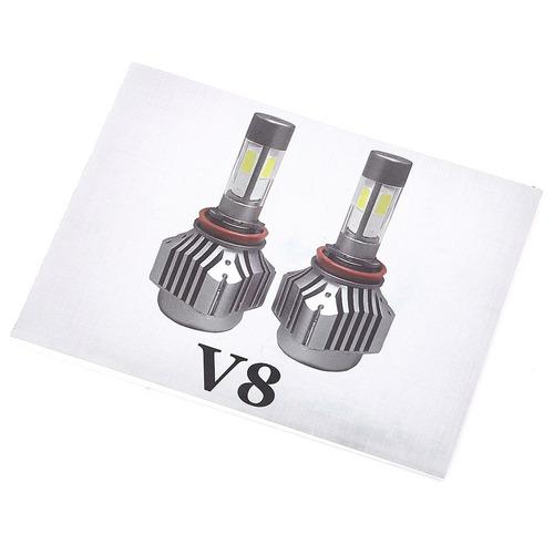 v8 h7 40w integrado led vehículo faro automóvil resistenci