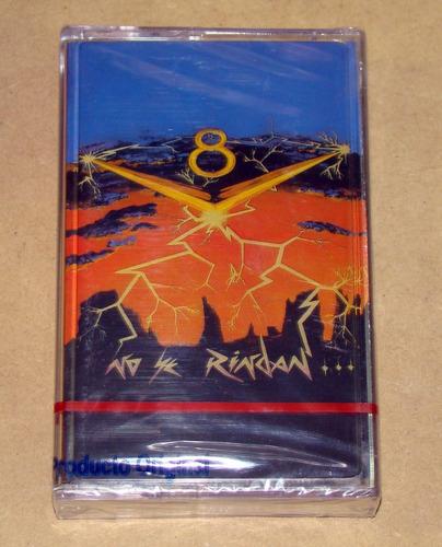 v8 no se rindan... cassette nuevo sellado / kktus