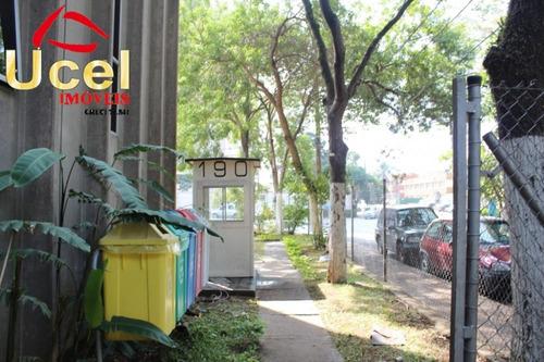v847- excelente galpão comercial para venda em jurubatuba! - v847