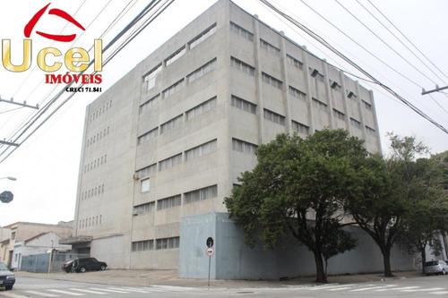 v848- excelente edifício comercial para venda/ locação no brás! - v848