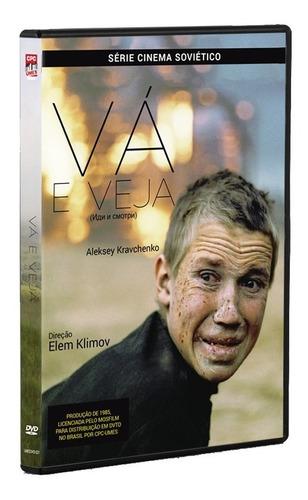 vá e veja - dvd - aleksey kravchenko - olga mironova - novo