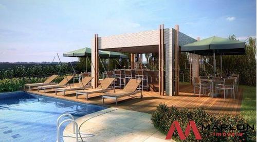 va01079 apartamento sports garden em lagoa nova