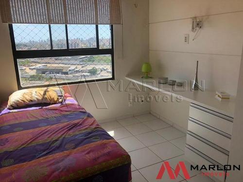 va02254: apartamento sun gardens, com 2/4 e 59m²
