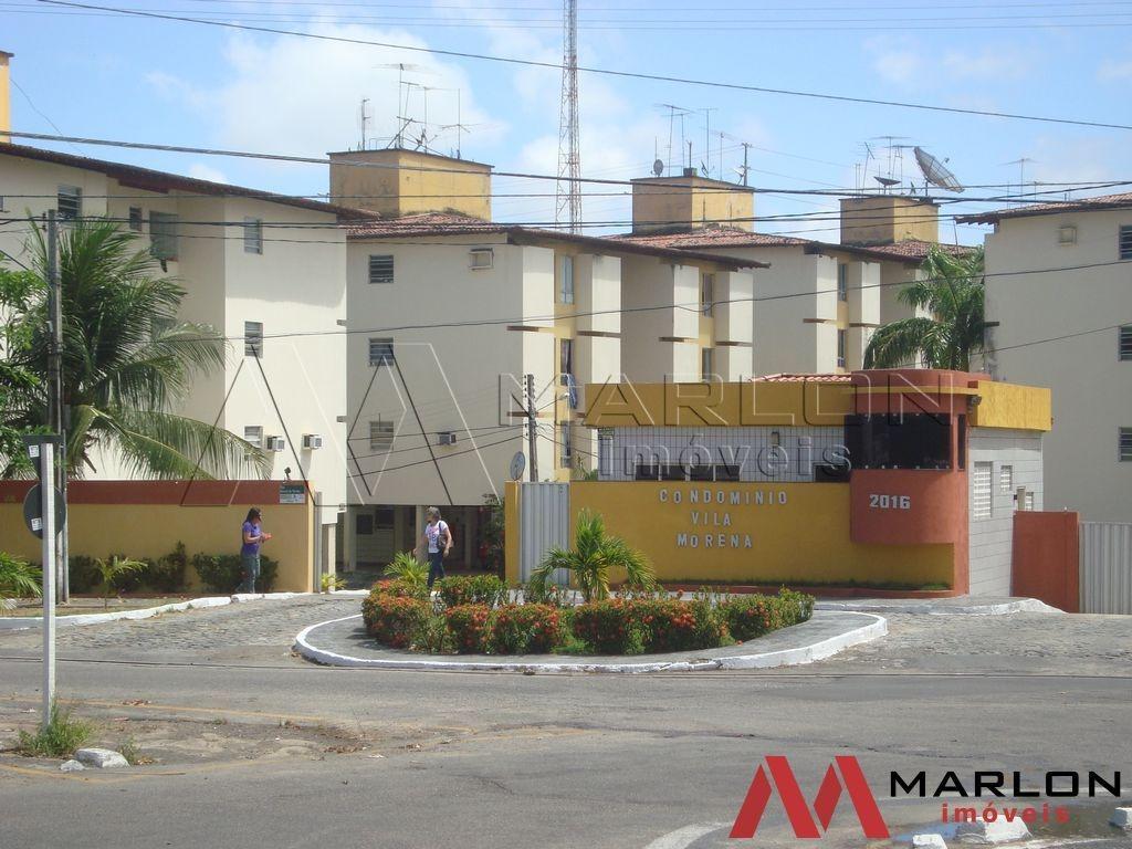 va02277: apartamento vila morena/candelária, com 2/4 e 66m²