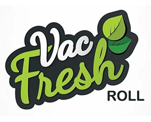 vac-fresh roll bolsas de sellado al vacío