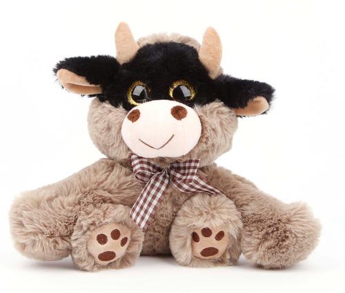 vaca lola. premium peluche santi con ojos grandes de ensueño