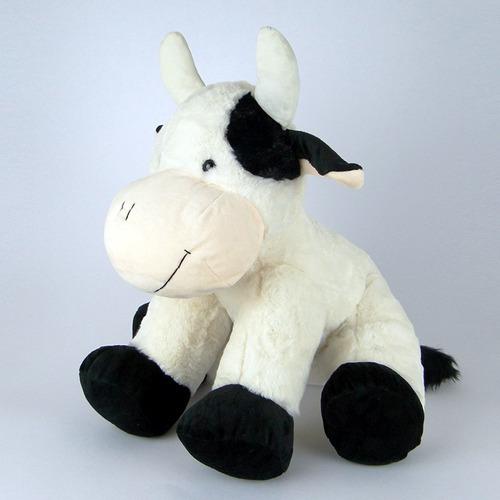 vaca / vaquinha de pelúcia - grande