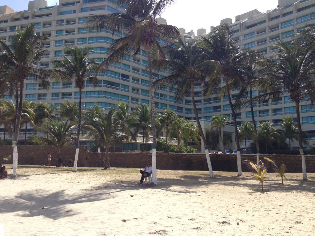 vacacional con salida directa a la playa