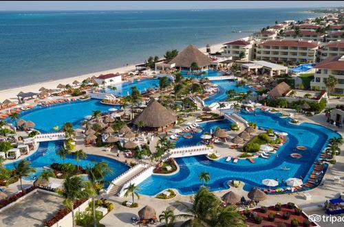 vacaciones todo incluido semana vacacional en cancun, mexico