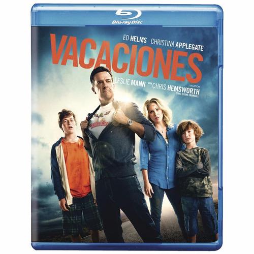 vacaciones vacation ed helems pelicula blu-ray