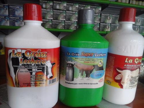 vacas, fincas, campo, bovinos, ganado, grua lechera 0.5 litr