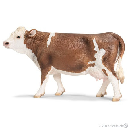 vacas schleich, para jugar y coleccionar