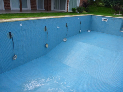 vaciado, limpieza, mantenimiento piletas piscinas pinamar