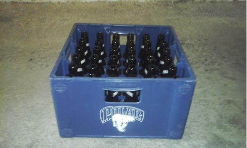 vacio de cervezas polar con botellas 10 vacio disponibles