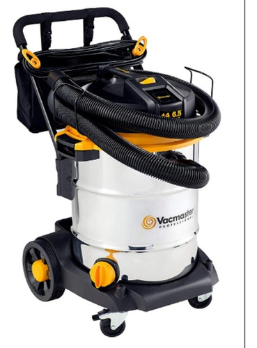 vacmater industrial 14gl, 6.5hp, 4800watts, agua/polvo/sopla