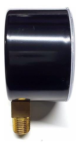 vacuómetro baja presión -30 in h2o gas lp y nat.