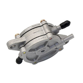 Vacuum Fuel Gas Pump Valve Switch Petcock For Moped Gokart G