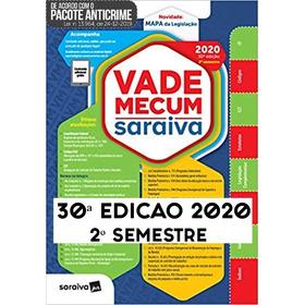 Vade Mecum Saraiva 29ª Edição (2020)