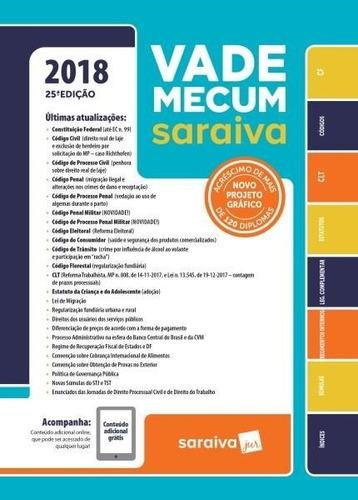 vade mecum tradicional - 25ª ed. 2