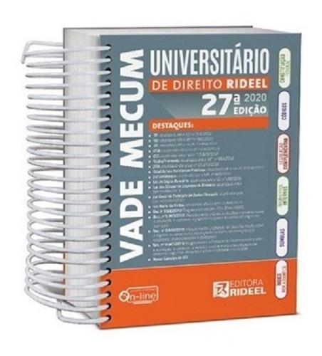 vade mecum universitario 27ª edição (2020)