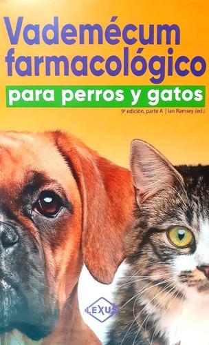 vademécum farmacológico perros y gatos - iam ramsey - lexus